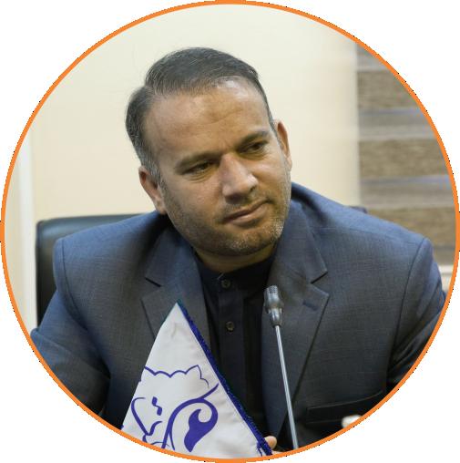 صالح رشید حاجی خواجه لو رئیس پژوهشکده سیاستپژوهی و مطالعات راهبردی حکمت